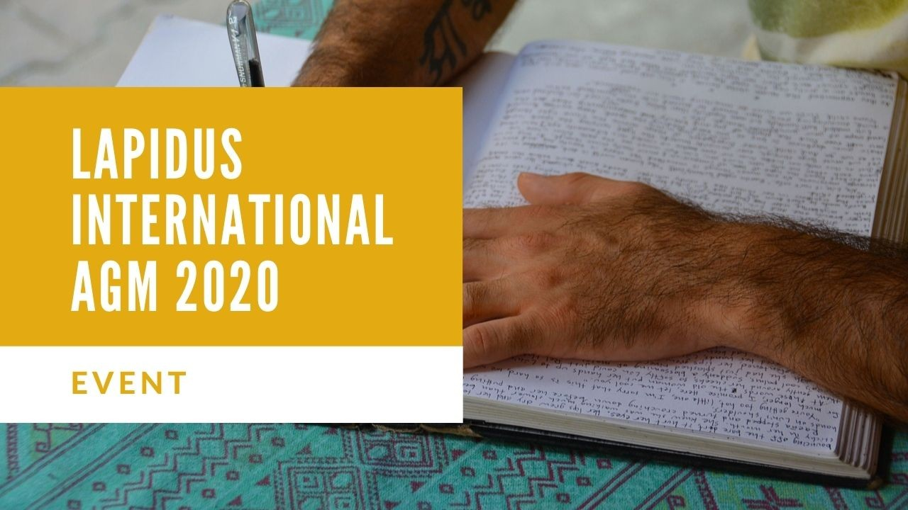 Lapidus International AGM 2020